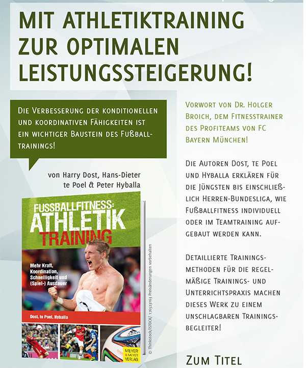 Athletiktraining 600
