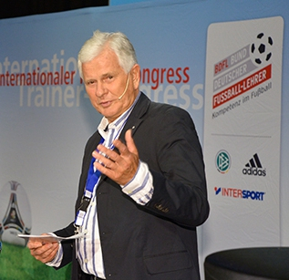 BDFL Präsident Lutz Hangartner