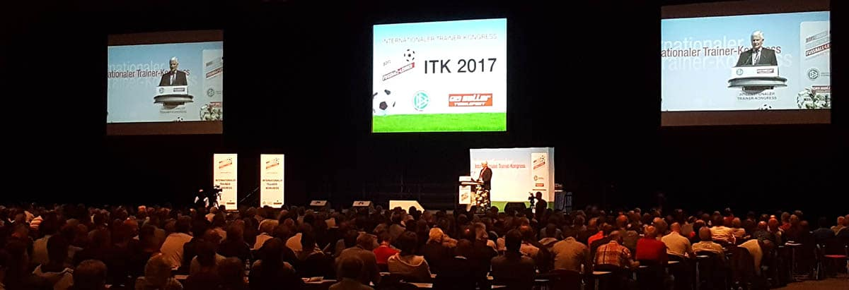 Internationaler Trainerkongress des BDFL 2017 in Bochum