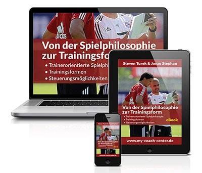 """eBook """"Von der Spielphilosophie zur Trainingsform"""" (Turek/Stephan)"""