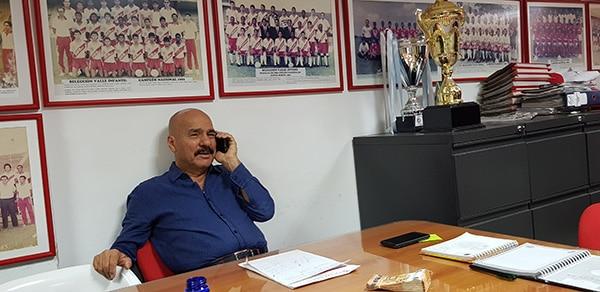 Don Ernando, der große Förderer des Fußballs in Valle del Cauca