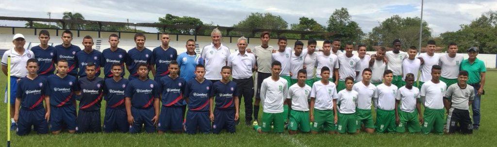 Vorführgruppe in Cartago
