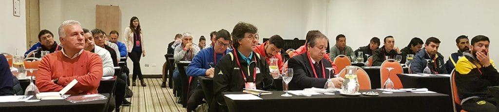 Seminarteilnehmer waren sehr konzentriert