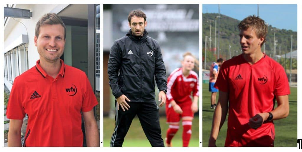 Marc Wörle, Steffen Sekler, Christian Gehrung