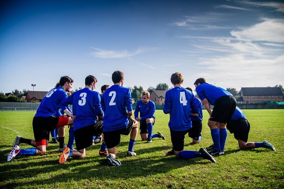 Fußballtraining organisieren