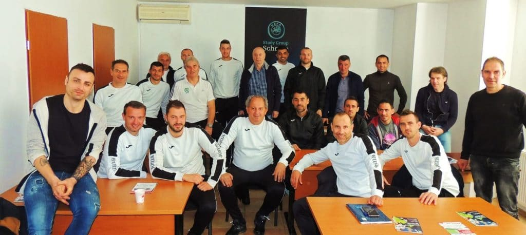 A-Lizenz-Lehrgang in Bulgarien mit Peter Schreiner und Chefausbilder Dr. Youri Nikolov
