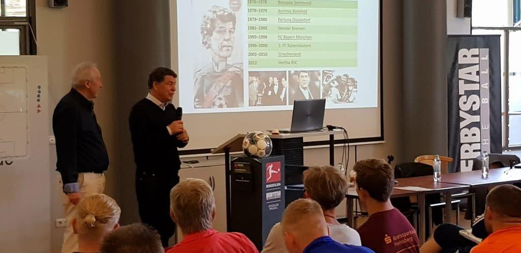Episoden aus dem Leben des Trainers Otto Rehhagel