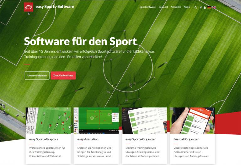 Fussball Software Easy Sports Software Grafiken