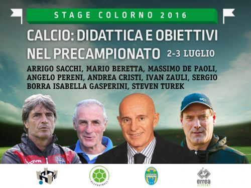 Trainerkongress in Italien mit Steven Turek