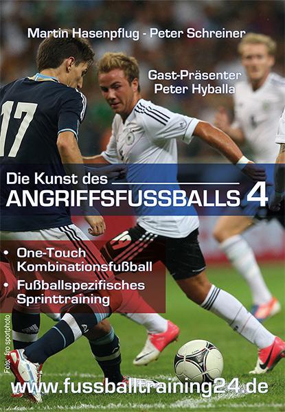 Die Kunst des Angriffsfussballs 4