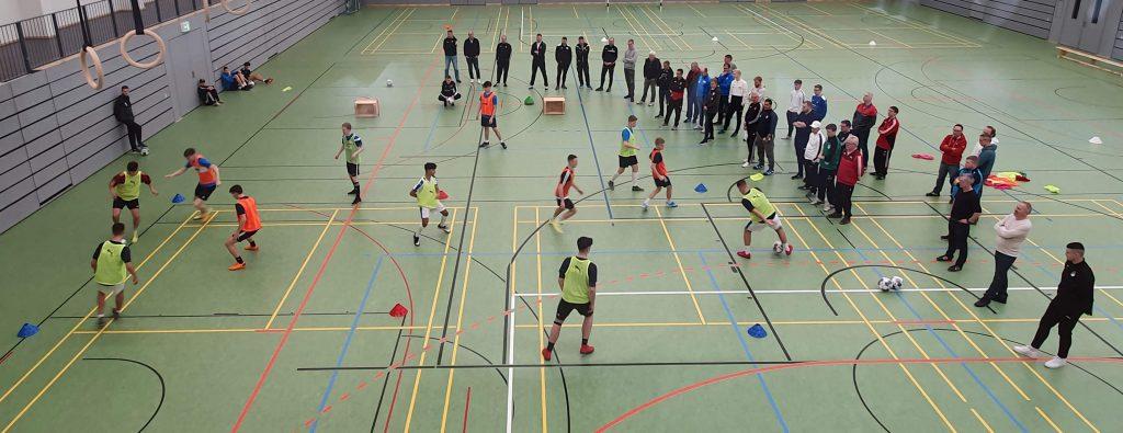 IFJ96 im Verein - Trainerfortbildung