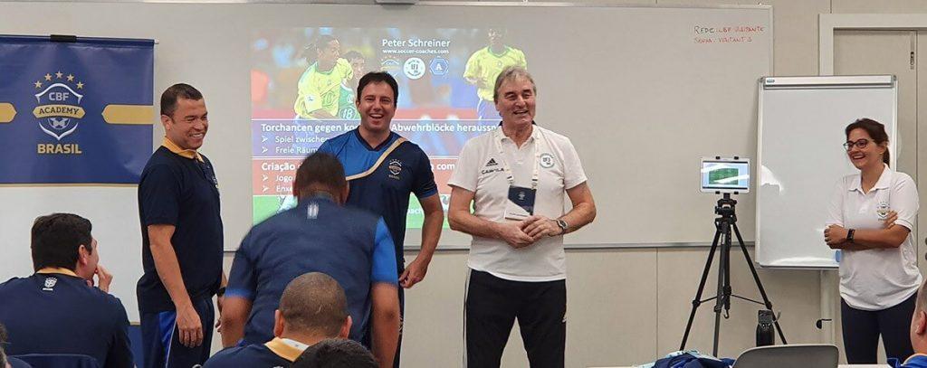 Brasilien Fussball Trainerausbildung