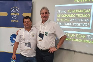 Fussballtrainerausbildung Brasilien