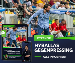 Hyballas Gegenpressing