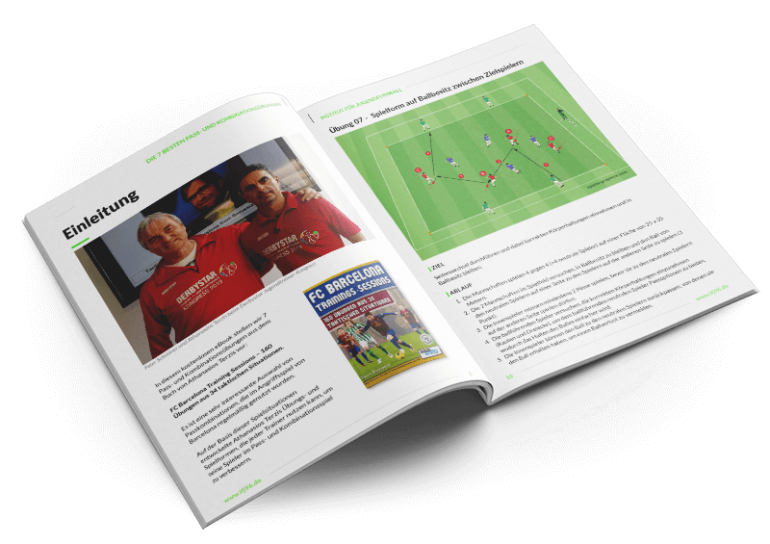 Kostenloses Fussball eBook FC Barcelona